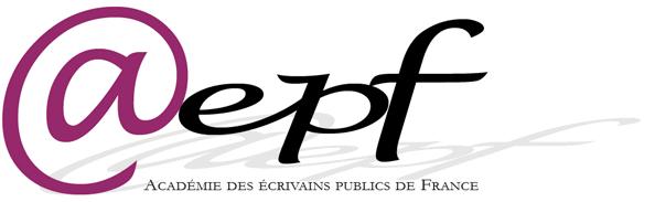 Agréé par l'Académie des écrivains publics de France