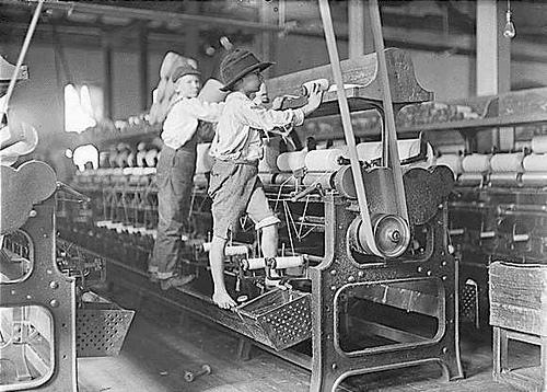 Enfants ouvriers