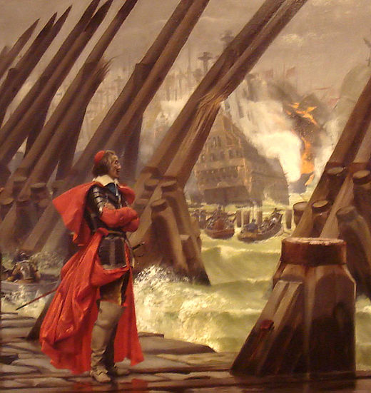 Richelieurochelle