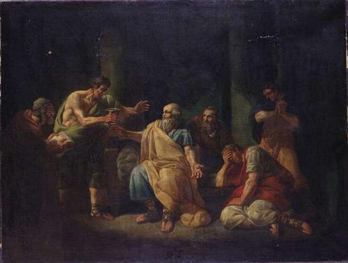 Socrate et la cigu e