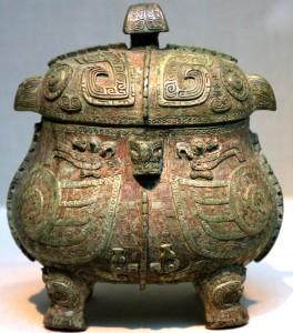 Zhou dynasty bronze